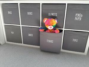 IKEA KALLAX DRONA BOX STICKER Personalised Vinyl Labels Stickers Decals Disney