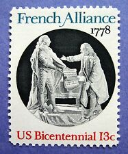 Sc # 1753 ~ 13 cent French Alliance Issue (ca15)