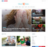 Parenting Blog (JNews) Wordpress Website With Demo Content