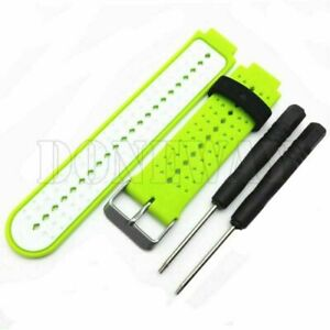 For Garmin Forerunner 235 630 230 GB Silicone Replacement Watch Band Strap