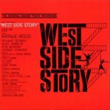 LEONARD BERNSTEIN/STEPHEN SONDHEIM - WEST SIDE STORY [ORIGINAL SOUNDTRACK RECORD