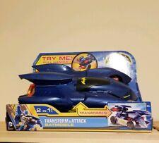 Batman 2-in-1 Transform and Attack BATMOBILE Vehicle - DC Comics / Mattel NIB