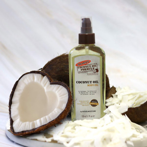 UK Palmers Coconut Body Oil Spray Bottle, 150 ml