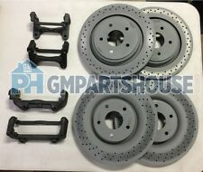 2005-2013  C6 Corvette Genuine GM OEM Front And Rear Z51 Brake Upgrade