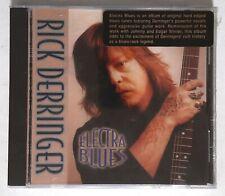 Rick Derringer – Electra Blues BB-2023-2 US CD, Album SEALED