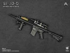 1/6 Easy & Simple SFOD-D Assault Rifle Set A Mint in Box 06011
