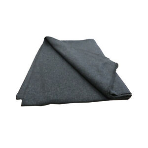 OUTBACK 65% Wool Blanket 157 x203cm MILITARY CADET Scouts EMERGENCY Camping ARMY