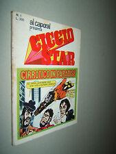 CICCIO STAR N. 1 - ED. GIACCHETTI 1975