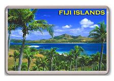 Fiji Islands Fridge Magnet Souvenir New