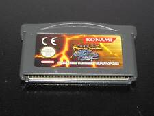 YU-GI-OH! WORLD CHAMPIONSHIP TOURNAMENT 04 GAME USED GAMEBOY ADVANCE SP IT 29418
