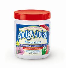 1-Pound Mycorrhizal Water Saving Soil Additive Treats 100 Feet Flower Garden