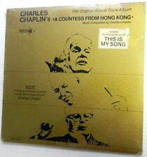 A COUNTESS FROM HONG KONG SEALED OST LP ORIGINAL PRESS