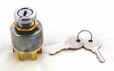 Mini Morris Leyland Clubman Moke Ignition Switch & Keys NEW
