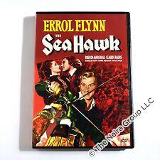 The Sea Hawk DVD New Errol Flynn Claude Rains Brenda Marshall Alan Hale