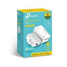 TP-Link TL-WPA4220KIT V1.2 AV600 WiFi Powerline Kit - Free P&P IRE & UK!