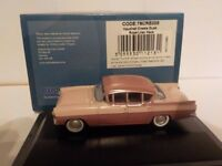 Vauxhall Cresta, - Brown - pink , Model Cars, Oxford Diecast