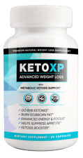 KETO XP METABOLIC KETOSIS BOOSTER  ADVANCED WEIGHT LOSS