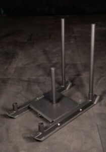 Commercial Fitness Pro Power Sled Push Pull Exercise Workout Speed Strength