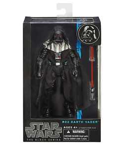 "Darth Vader Star Wars The Black Series 6""Action Figure Collection Gift 6 inch"