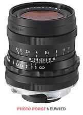 Voigtländer Objektiv Ultron F1,7/35 mm asphärisch VM schwarz