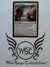 Act of Authority,Rare,Commander 2013,NM,EDH,MTG,Wise Sage Collectibles-WSC