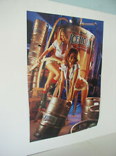 Icehouse Beer 2002 Poster Brand New 26X 18 Inches