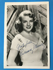 ROSEMARY CLOONEY personally hand signed autographed 5 x 7 photo