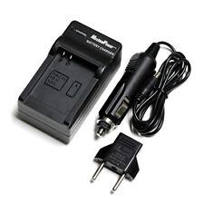 Camera Battery Charger For NIKON EN-EL3E ENEL3E D200 D80 D90 Wall + Car + USB