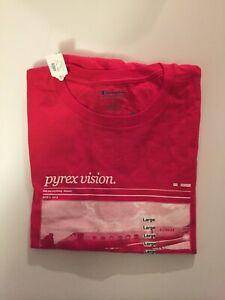 Virgil Abloh Pyrex Vision Atlanta High Musuem Red TShirt XL Off White
