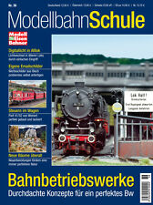 MEB modelo ferroviario escuela 36-Bahn obras de funcionamiento