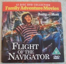 'Flight of the Navigator' Daily Mail DVD