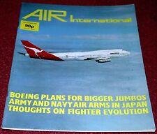Air International 1985 September JASDF,Boeing 747