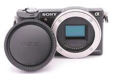 Sony Alpha a5000 20.1MP Caméra SLR Numérique - Noir (Boitier Uniquement)
