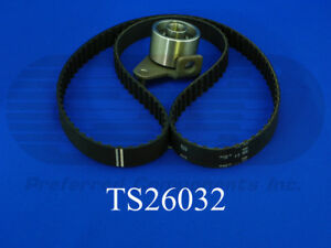Engine Timing Belt Component Kit Preferred Components TS26032