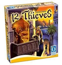 12 THIEVES (DER DIEB VON BAGDAD) - Queen Games 10341 - NEU