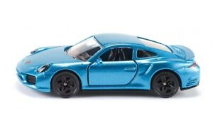 Siku Porsche 911 Turbo S 1:55 scale diecast metal 1506
