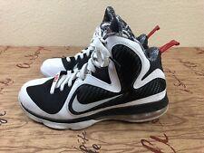 cb4d72344f2 Nike Lebron 9 IX FREEGUMS 2011 469764-101 Mens Size 8.5