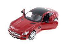 Maisto Mercedes Benz AMG GT Red 1:24 DIECAST MODEL CAR BY MAISTO 31134