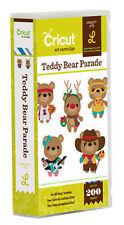 Cricut Teddy Bear Parade Cartridge Brand New in Package