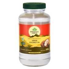 Organic India Virgin Coconut Oil 500ml Free Shipping