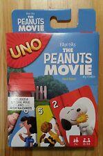 !! Snoopy / Peanuts - UNO Spiel / UNO Game / Neu & OVP aus den USA !!