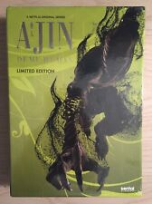AJIN: DEMI-HUMAN SEASON 2 Premium Box Limited Edition Set BLU-RAY BOOKLET CARDS