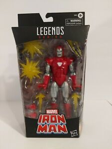 Marvel Legends Silver Centurion Iron Man Exclusive Brand New in Box