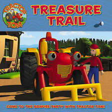 Tractor Tom – Treasure Trail,  , Good, FAST Delivery