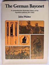 The german bayonet John Walter 1871-1945