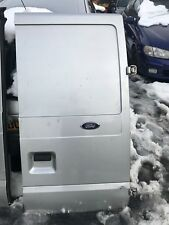 Ford Transit Rear Door SWB Low Roof O/S Silver