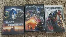 Transformers 3 movie Collection- DVD
