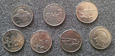 TWO (2) PIECES CANADA 1999 Millennium Quarter 25 CENTS Coin