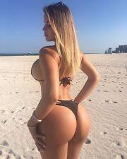 8x10 Anastasiya Kvitko GLOSSY PHOTO photograph picture instagram bikini model 23