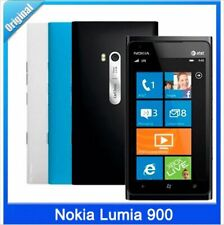 "Unlocked Nokia Lumia 900 4.3"" 3G Wifi 8.0MP Windows Smartphone Original"